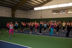 Zumbathon Fit To Fight Fundraiser!
