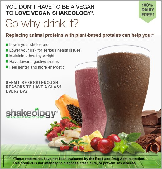 3 Day Shakeology Cleanse! | Mountainside Racquet & Fitness