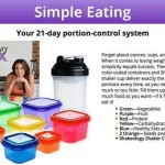 21 day portion control